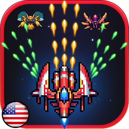 Galaxy Shooter – Falcon Squad (Anti Corona Event)  Android Modded file download (Unlimited money,Mod) apk no root 61.7