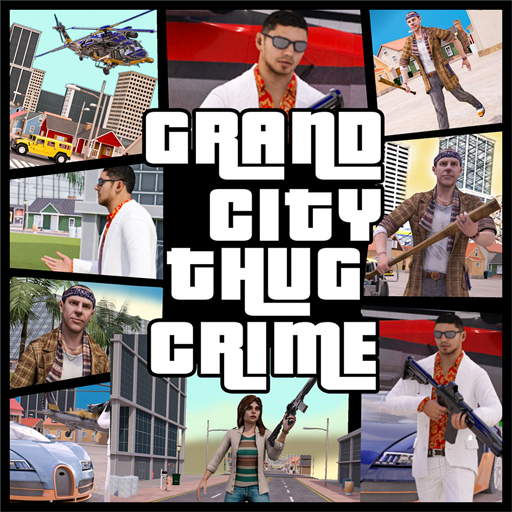 Grand City Thug Crime Gangster  Android Modded file download (Unlimited money,Mod)2.19  apk no root