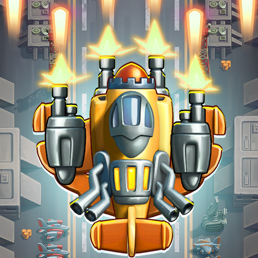 HAWK – Alien Arcade Shooter. Falcon Squad  Android Modded file download (Unlimited money,Mod) 30.0.21894  apk no root
