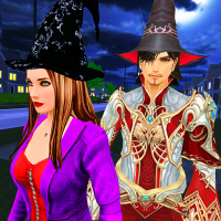 Halloween Witch and Wizard Adventure 1.1.0 Android Modded file download (Unlimited money,Mod) apk no root