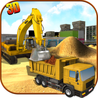 Heavy Excavator Crane Sim 1.9 Android Modded file download (Unlimited money,Mod) apk no root
