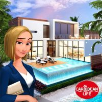 Home Design : Caribbean Life 1.6.03 Android Modded file download (Unlimited money,Mod) apk no root