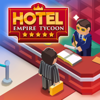 Hotel Empire Tycoon – Idle Game Manager Simulator  Android Modded file download (Unlimited money,Mod)1.8.1apk no root