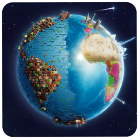 Idle World !  4.6 (Unlimited money,Mod) for Android