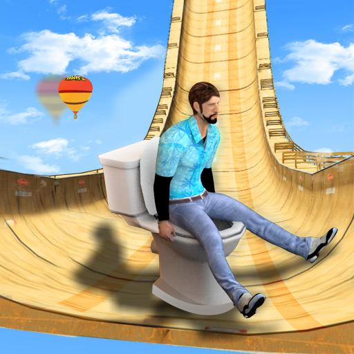 Impossible Mega Ramp Stunts 3D  Android Modded file download (Unlimited money,Mod) 1.5 apk no root