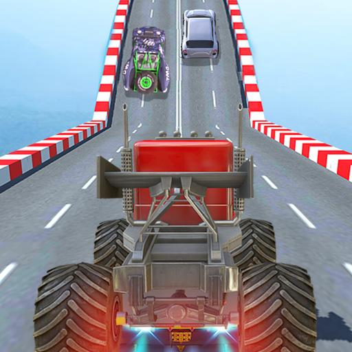Impossible Monster Stunts: Car Driving Games  Android Modded file download (Unlimited money,Mod) apk no root