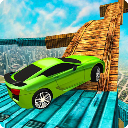 Impossible Tracks Stunt Car Racing Fun: Car Games 2.0.023   Android Modded file download (Unlimited money,Mod) apk no root