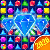 Jewel Crush™ – Jewels & Gems Match 3 Legend 3.9.2 Android Modded file download (Unlimited money,Mod) apk no root