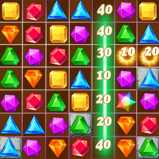 Jewels Classic – Jewel Crush Legend  Android Modded file download (Unlimited money,Mod)2.9.8 apk no root