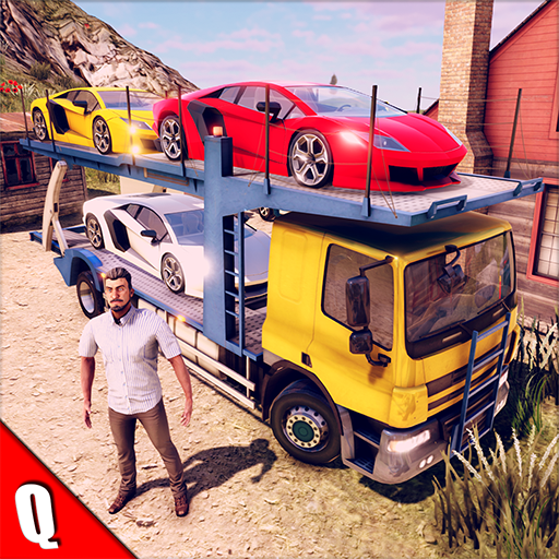 John: Truck Car Transport 1.09 Android Modded file download (Unlimited money,Mod) apk no root
