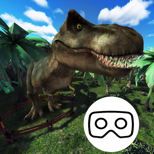 Jurassic VR Dinos for Cardboard Virtual Reality  2.1.1 (Unlimited money,Mod) for Android
