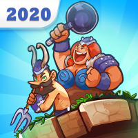 King Of Defense: Battle Frontier (1.7.3   Android Modded file download (Unlimited money,Mod) apk no root