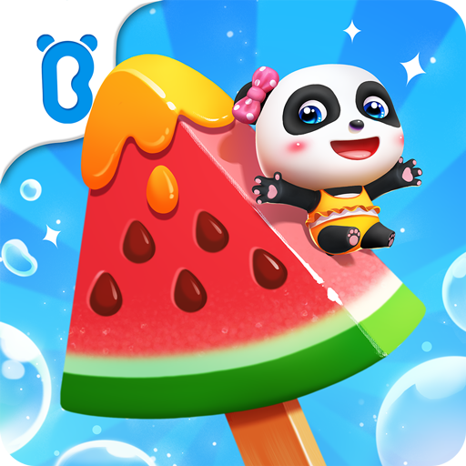 Little Panda's Summer: Ice Cream Bars  Android Modded file download (Unlimited money,Mod)8.48.00.00 apk no root