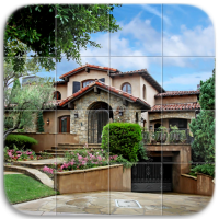 Luxury Houses Tile Puzzle 1.13 Android Modded file download (Unlimited money,Mod) apk no root
