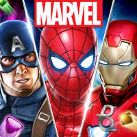 MARVEL Puzzle Quest: Join the Super Hero Battle!  Android Modded file download (Unlimited money,Mod)199.522058  apk no root