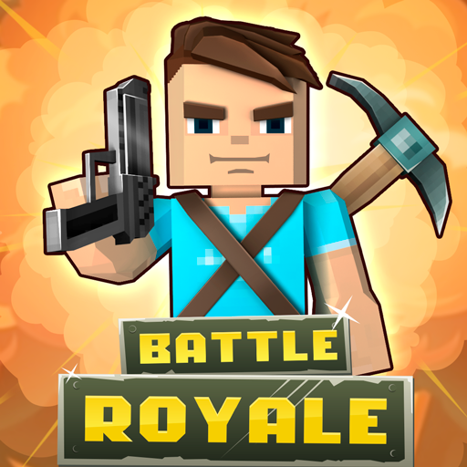 Mad GunZ pixel shooter & Battle royale  2.2.4 (Unlimited money,Mod) for Android