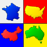 Maps of All Countries in the World: Geography Quiz  Android Modded file download (Unlimited money,Mod)3.0.0  apk no root