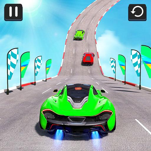 Mega Ramp Car Racing Stunts 3D – Impossible Tracks  Android Modded file download (Unlimited money,Mod)1.2.8 apk no root