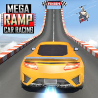 Mega Ramp Car Stunts Racing : Impossible Tracks 3D 2.0.6  Android Modded file download (Unlimited money,Mod) apk no root