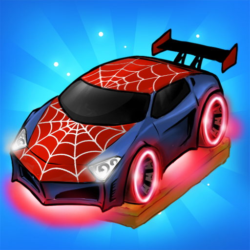 Merge Neon Car Car Merger  2.2.4 (Unlimited money,Mod) for Android