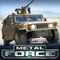 Metal Force: PvP Car Shooter  Android Modded file download (Unlimited money,Mod)3.47.5  apk no root