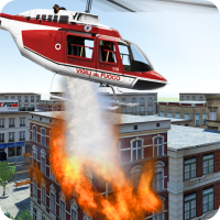 Modern Firefighter Helicopter  Android Modded file download (Unlimited money,Mod)2.9  apk no root