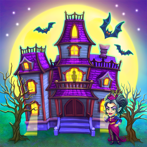 Monster Farm: Happy Ghost Village & Witch Mansion 1.55 Android Modded file download (Unlimited money,Mod) apk no root