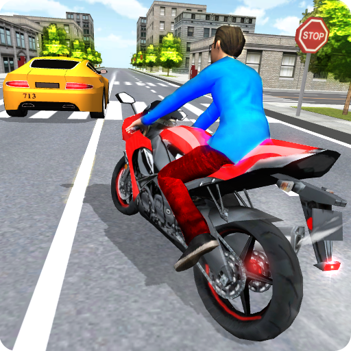 Moto Racing 3D 8Android Modded file download (Unlimited money,Mod) apk no root
