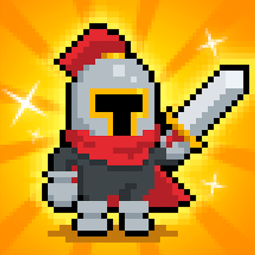 Retro Hero Mr Kim : Idle RPG  6.1.30 (Unlimited money,Mod) for Android