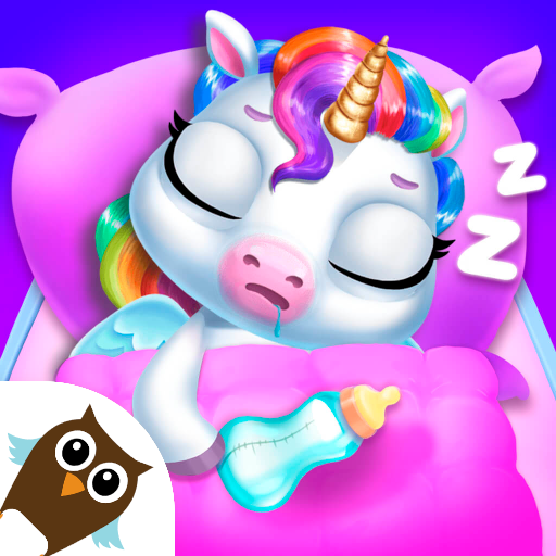 My Baby Unicorn Virtual Pony Pet Care & Dress Up  9.0.24 (Unlimited money,Mod) for Android