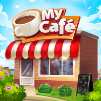 My Cafe — Restaurant game  Android Modded file download (Unlimited money,Mod)2020.10.2 no root