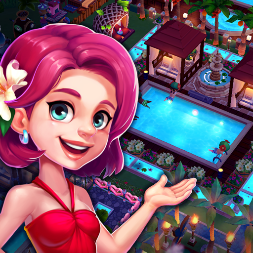 My Little Paradise : Resort Management Game  2.6.2 (Unlimited money,Mod) for Android