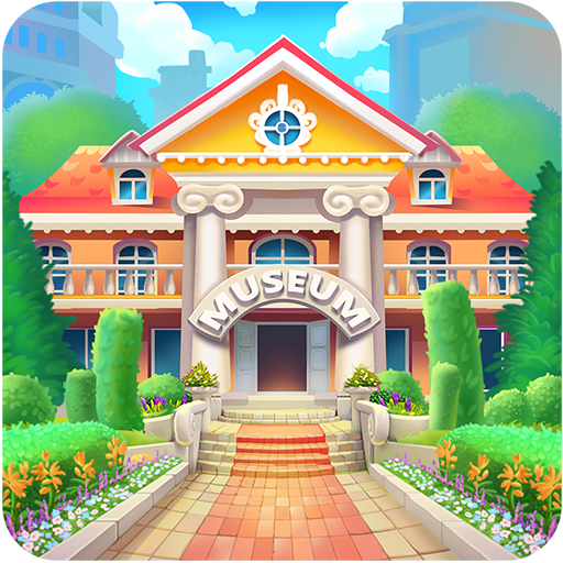 My Museum Story: Mystery Match  Android Modded file download (Unlimited money,Mod) 1.61.0 apk no root