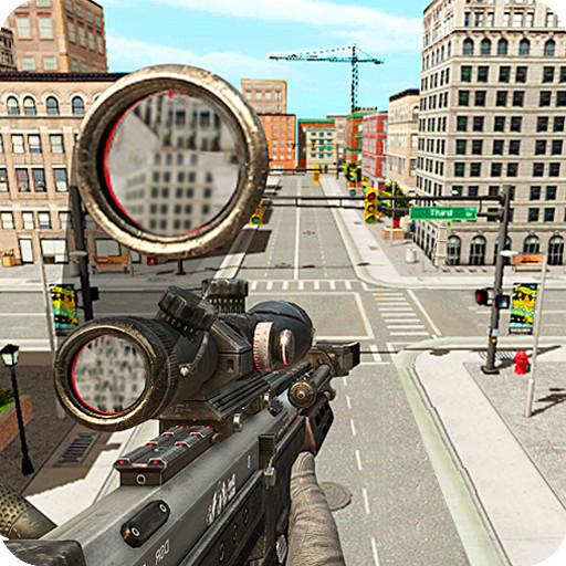 New Sniper Shooter: Free offline 3D shooting games  Android Modded file download (Unlimited money,Mod)1.72 apk no root