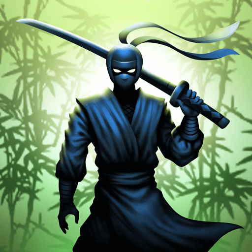 Ninja warrior: legend of shadow fighting games  Android Modded file download (Unlimited money,Mod) 1.40.1 apk no root