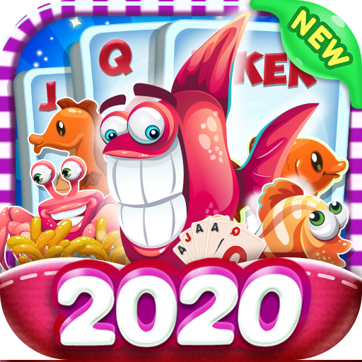 Ocean Fish Solitaire  Android Modded file download (Unlimited money,Mod)1.1.38  apk no root