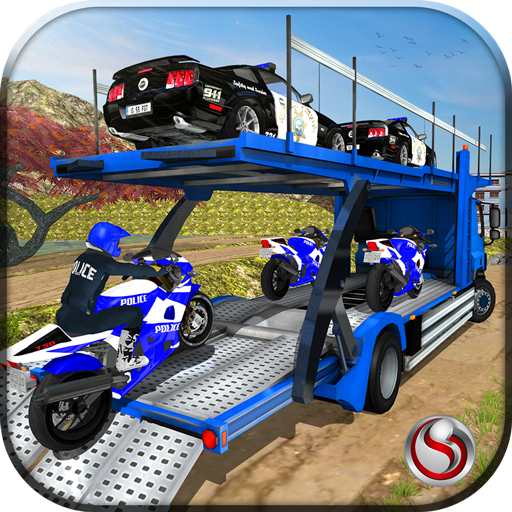 OffRoad Police Transport Truck Driving Games 3.0 Android Modded file download (Unlimited money,Mod) apk no root