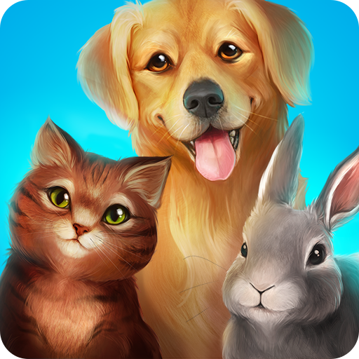Pet World – My animal shelter – take care of them  Android Modded file download (Unlimited5.6 money,Mod) 5.6.1 apk no root