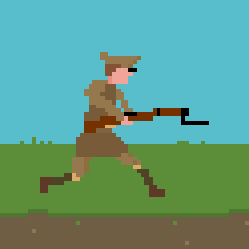 Pixel Trenches: World War 1  Android Modded file download (Unlimited money,Mod)1.6.6  apk no root