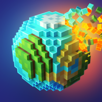 PlanetCraft: Block Craft Games 4.14.1 Android Modded file download (Unlimited money,Mod) apk no root