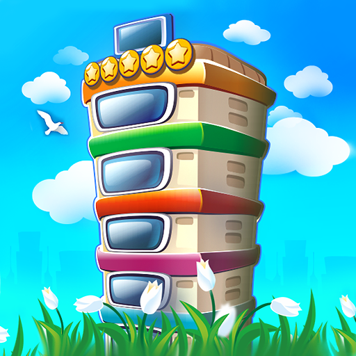 Pocket Tower: Building Game & Megapolis Kings  Android Modded file download (Unlimited money,Mod) 3.21.7 apk no root