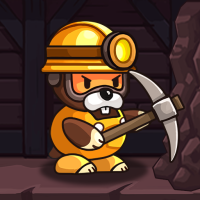 Popo's Mine – Idle Mineral Tycoon  1.4.5 (Unlimited money,Mod) for Android