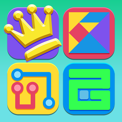 Puzzle King Puzzle Games Collection  2.1.7 (Unlimited money,Mod) for Android