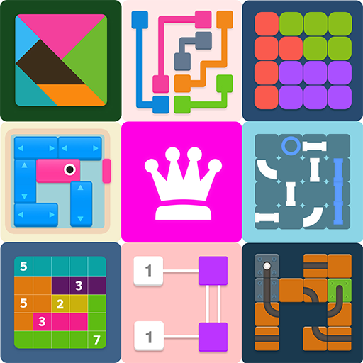 Puzzledom – classic puzzles all in one 7.9.84 Android Mod7.9.84ded file download (Unlimited money,Mod) apk no root