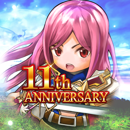 RPG Elemental Knights R (MMO)  Android Modded file download (Unlimited money,Mod)4.5.8 apk no root