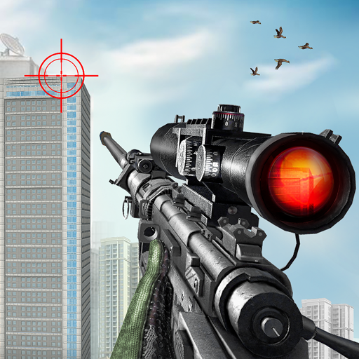 Real Sniper Strike: FPS Sniper Shooting Game 3D 32 Android Modded file download (Unlimited money,Mod) apk no root