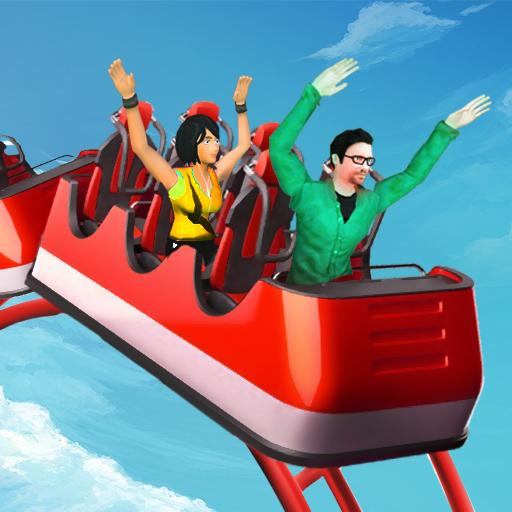 Reckless Roller Coaster Sim: Rollercoaster Games  Android Modded file download (Unlimited money,Mod) apk no root