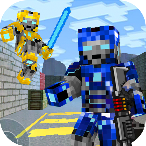 Rescue Robots Sniper Survival 1.90 Android Modded file download (Unlimited money,Mod) apk no root   1.83