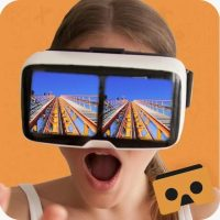 Roller Coaster 360 VR 1 Android Modded file download (Unlimited money,Mod) apk no root