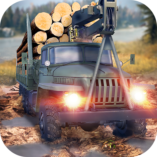 Sawmill Driver: Logging Truck & Forest Harvester  Android Modded file download (Unlimited money,Mod) 1.2 apk no root